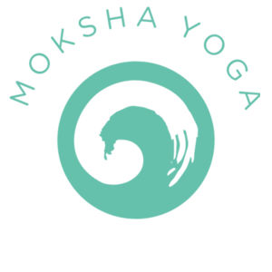 Moksha - Womens Promo White T Shirt Design