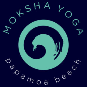 Moksha - Mens Block T shirt Design