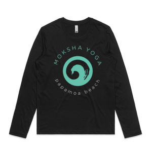 Moksha - Womens Chelsea Long Sleeve Tee Thumbnail